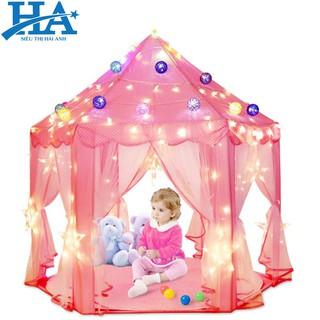 Lều công chúa phong cách Hàn Quốc cho bé TGDTRONGL11