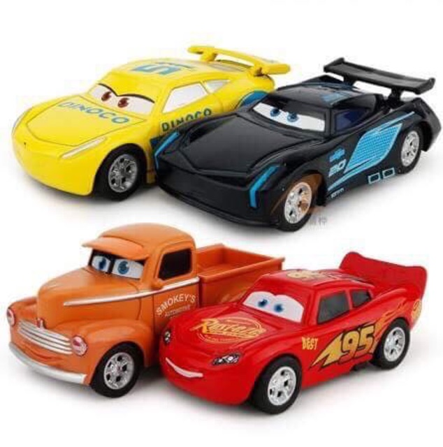 Set Disney pixar Mc Queen