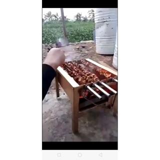 máy nướng thịt mini
