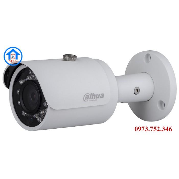 Camera Thân Bullet HDCVI Hồng Ngoại 1.0MP Dahua HAC-HFW1000SP-S3