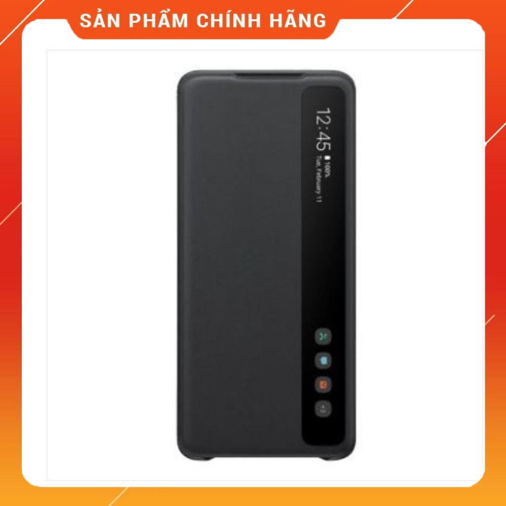 11. Bao Da Clear View Samsung S21 Plus ✅ Kháng Khuẩn