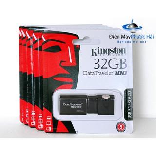 USB 32G 3.0 Kingston DT100G3 – Combo 5 USB