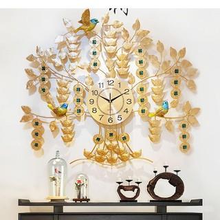 Đồng hồ trang trí Cây Tài Lộc