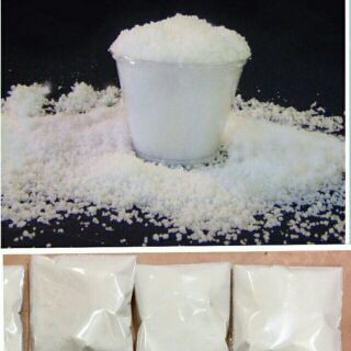 gói tuyết nhân tạo dùng trong slime, gói 50g