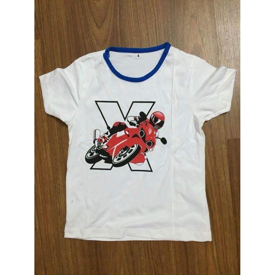 Combo 5 áo phông cho bé