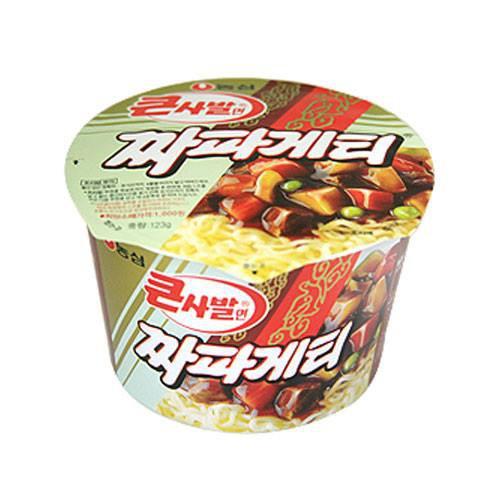 Mì Tương Đen Chapagetti Hàn Quốc Bát Lớn 123g - 2894406 , 1084224054 , 322_1084224054 , 35000 , Mi-Tuong-Den-Chapagetti-Han-Quoc-Bat-Lon-123g-322_1084224054 , shopee.vn , Mì Tương Đen Chapagetti Hàn Quốc Bát Lớn 123g