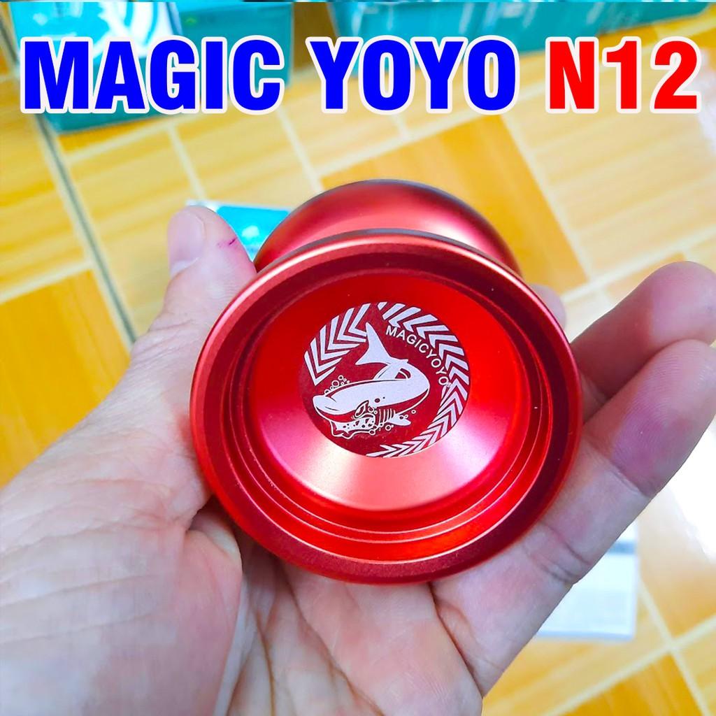 Magic YoYo N12 bằng hợp Kim siêu bền đồ chơi trẻ em