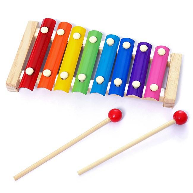 Đàn gõ 8 phím Xylophone cho bé phát triển năng khiếu âm nhạc - 2657253 , 362937639 , 322_362937639 , 88000 , Dan-go-8-phim-Xylophone-cho-be-phat-trien-nang-khieu-am-nhac-322_362937639 , shopee.vn , Đàn gõ 8 phím Xylophone cho bé phát triển năng khiếu âm nhạc