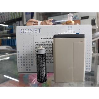 (CHÍNH HÃNG] Máy trợ thính dây đeo Rionet HA-20DX + tặng kèm 1 cặp pin Toshiba loại tốt thumbnail