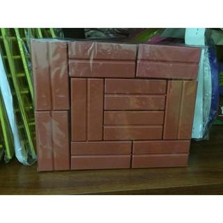 gạch xây dựng bằng nhựa( loại to)