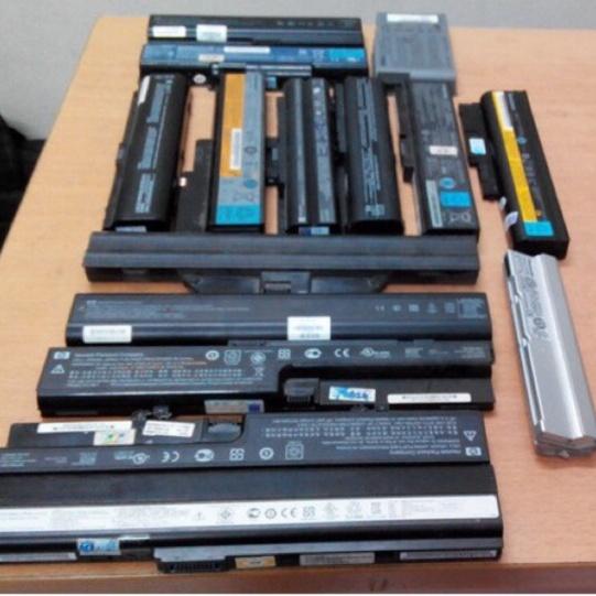 [giá rẻ] Pin laptop cũ hỏng các loại cho ae lấy cell [giá rẻ]