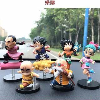 mô hình đồ chơi nhân vật goku trong phim hoạt hình dragon ball