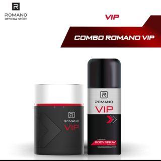 Nước hoa romano vip có quà mẫu thử nước hoa romano 18ml