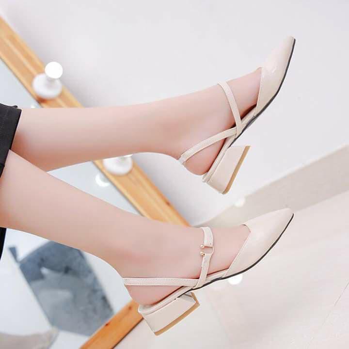 order giày đan dây