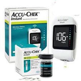Máy Đo Đường Huyết Accu-Chek Instant Mg/Dl Kit Apac