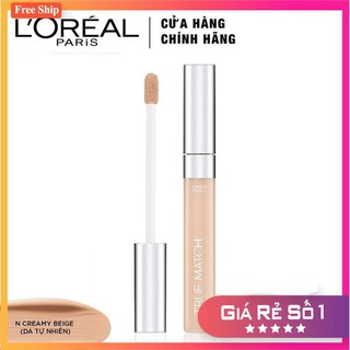 Kem che khuyết điểm L'Oreal Paris True Match The One Concealer 6.8ml
