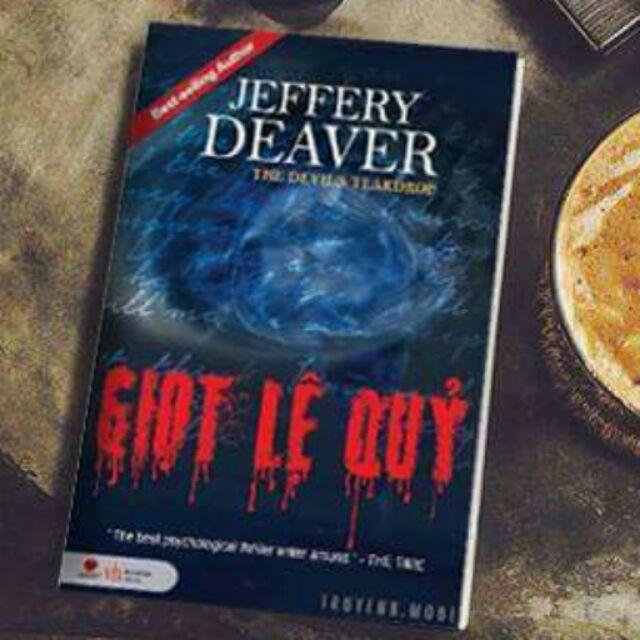 Giọt lệ quỷ - Jeffery Deaver