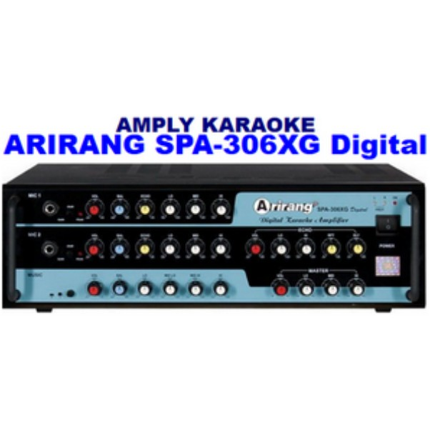 AMPLY ARIRANG SPA 306 XG Digital