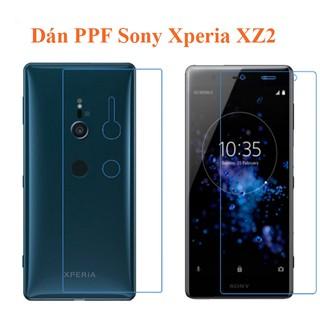 Dán Dẻo PPF Sony Xperia XZ2 Chống Trầy Chính Hãng Mosbo