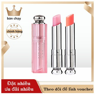Son Dưỡng Dior Addict Lip Glow_Hàng Chính Hãng 001/004