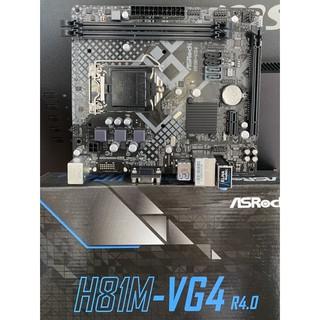 H81-VG4 ASROCK siêu nhỏ làm case mini pc thumbnail