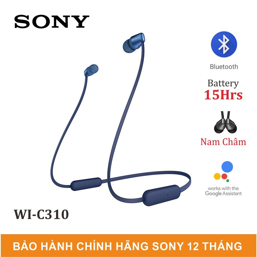 Tai Nghe In-Ear Không Dây Sony WI-C310 - Hãng Phân Phối Chính Thức