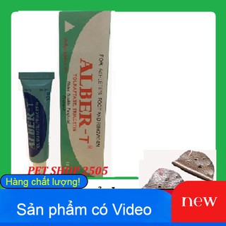 THUỐC TRỊ MỐC CHO GÀ - TẶNG BAO MỎ DA thumbnail