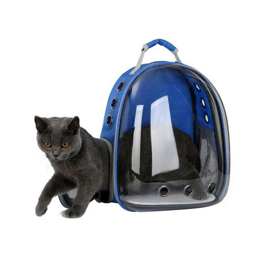 Cash on delivery Ready Breathable Pet Carrier Bag Dog Outdoor Travel Backpack Pets Carrying Cage Muswanna