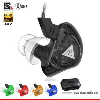 Tai nghe nhét tai Hifi QKZ AK5 khử tiếng ồn chất lượng cao với micro