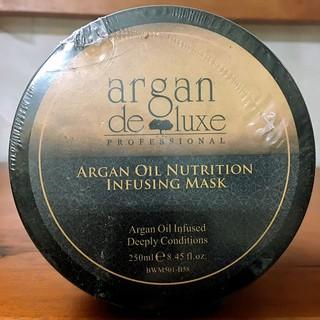 Mặt nạ ủ phục hồi làm mềm mượt tóc Argan Deluxe Mask 250ml thumbnail