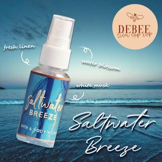 [HĐ từ 120k tặng sample] Xịt thơm toàn thân SALTWATER BREEZE Fragrance Mist – Bath & Body Works
