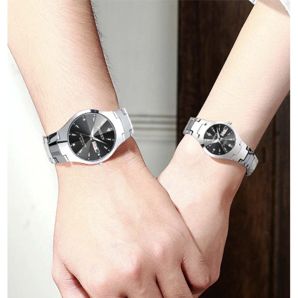 Đồng hồ thời trang nam nữ FNGEEN chính hãng, siêu giảm giá, ( tặng kèm vòng tỳ hưu, tháo mắc đồng hồ, Mã: AFC02