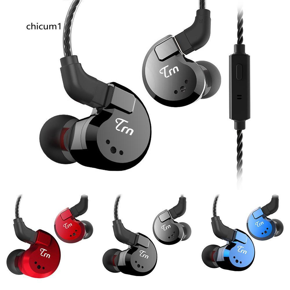 Tai nghe nhét tai V80 có dây chất lượng cao tiện dụng