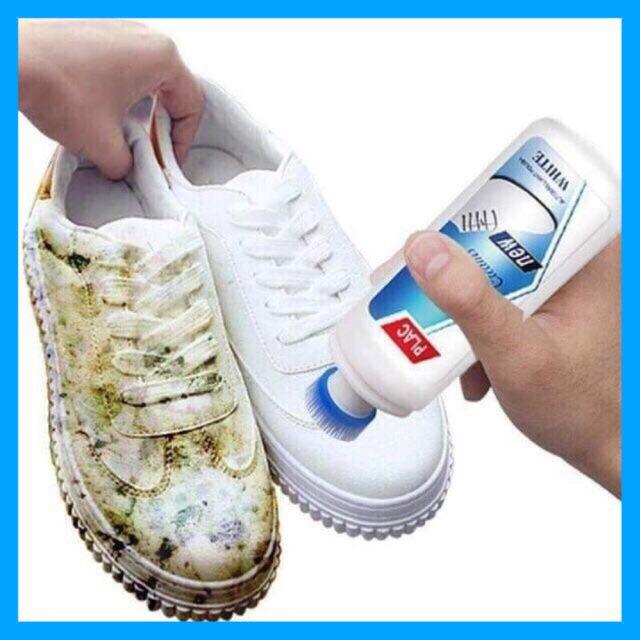 ] Chai xịt trắng giày dép