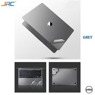 Bộ dán Macbook JRC 4in1 màu xám bạc gold rose gold. Dán macbook air, macbook pro đủ dòng thumbnail