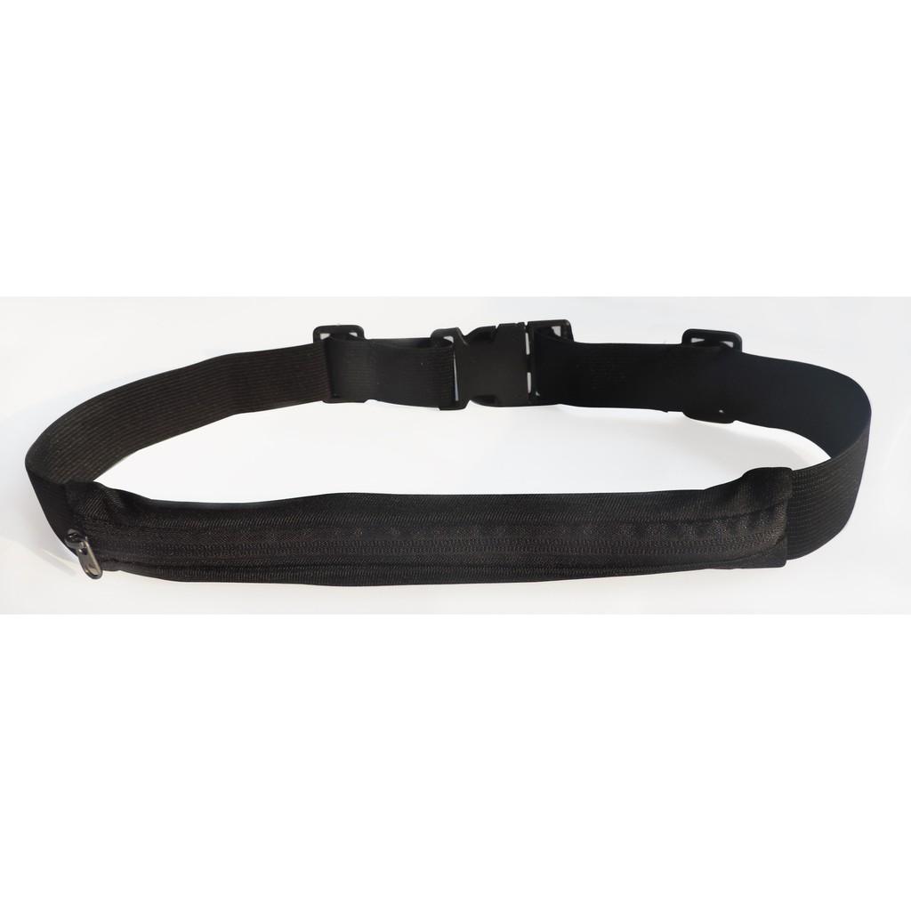 Túi đeo bụng chạy bộ 1 NGĂN KHÓA, đựng điện thoại, chống thấm nước, thoát mồ hôi, siêu nhẹ - POPO S