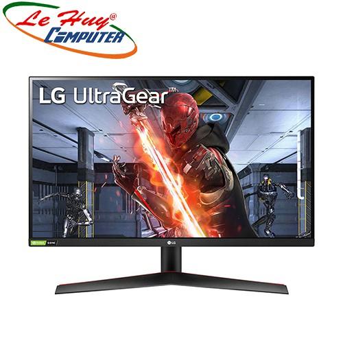 """Màn hình máy tính LG ULTRAGEAR 27GN600-B 27"""" FHD IPS 1MS G-SYNC COMPATIBLE"""