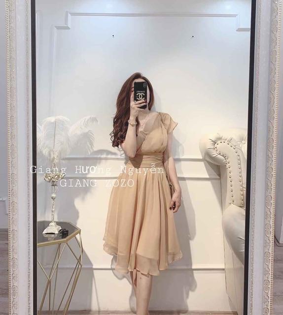 Mặc gì đẹp: Tung bay với Váy Xoè Voan Tơ Mềm đẹp 💋 ảnh thật 💋 freeship
