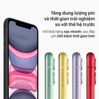 Hình ảnh Điện thoại Apple iPhone 11 64GB - Hàng Chính Hãng VN/A-3