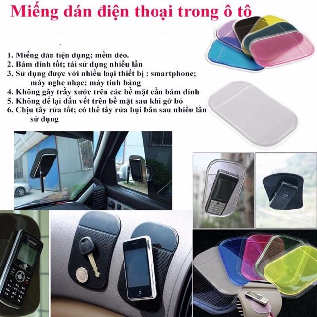 [SALE 10%] Combo 5 miếng dán chống trượt hít điện thoại trên xe hơi - 2468501 , 1167201101 , 322_1167201101 , 28000 , SALE-10Phan-Tram-Combo-5-mieng-dan-chong-truot-hit-dien-thoai-tren-xe-hoi-322_1167201101 , shopee.vn , [SALE 10%] Combo 5 miếng dán chống trượt hít điện thoại trên xe hơi
