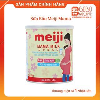 Sữa meiji mama mẹ bầu, mang thai 350g FREESHIP bổ sung DHA, dưỡng chất cho bé, hương vị thơm ngon dễ uống. thumbnail