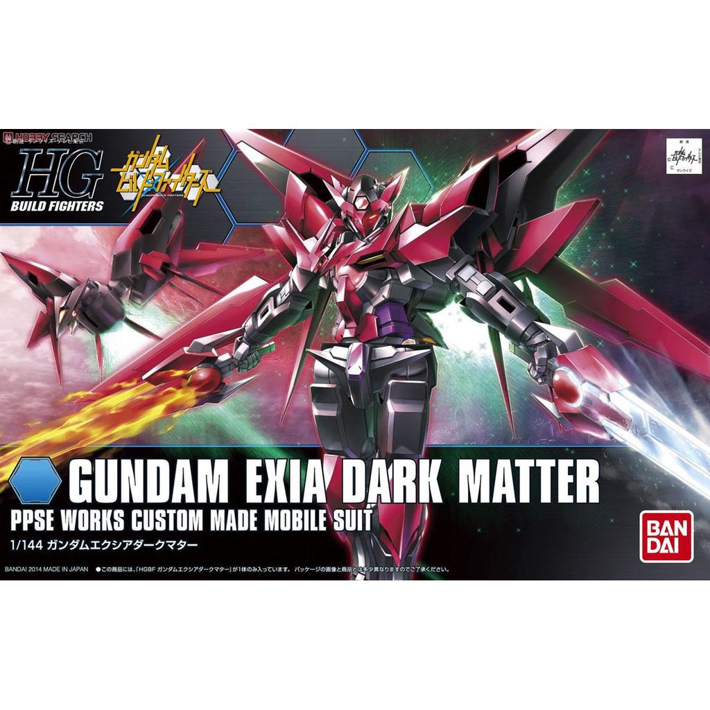 Mô hình Gundam HG BF Exia Dark Matter