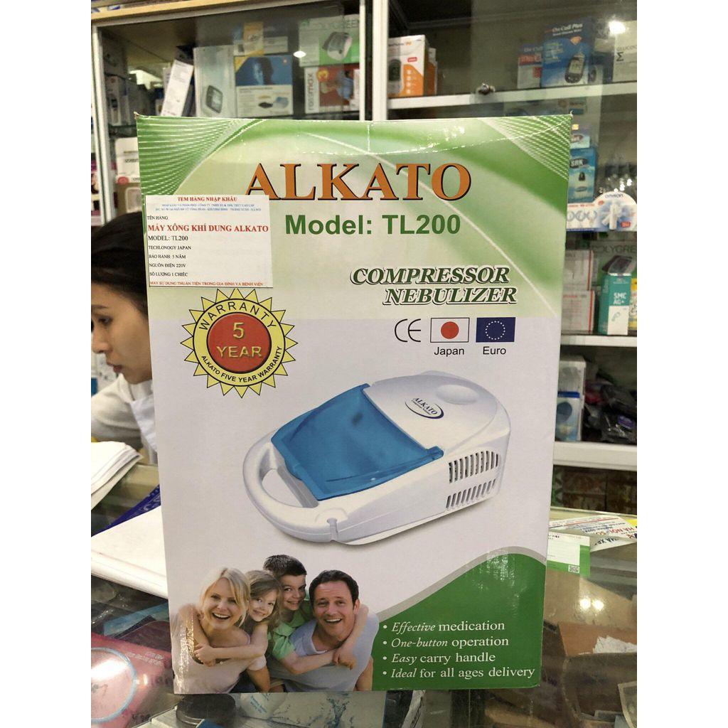 Máy xông khí dung Alkato TL200