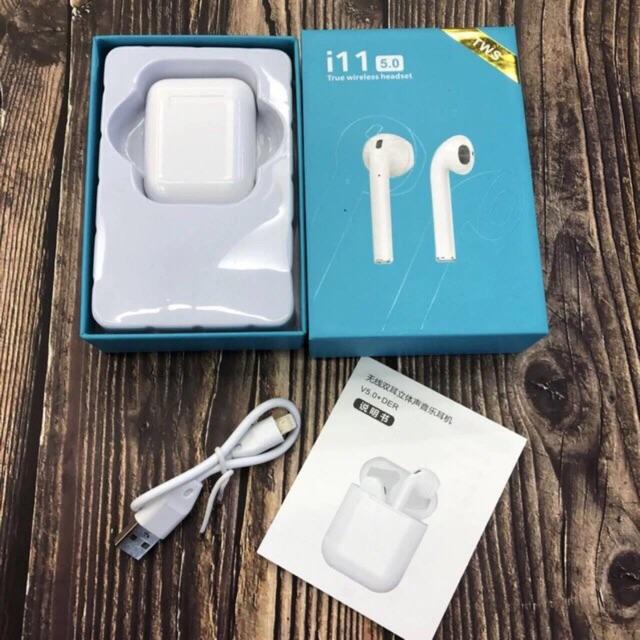 Tai nghe Bluetooth i11 5.0