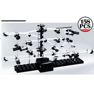 Đồ chơi lắp ráp vòng đua vũ trụ Spacerail Lever 233-2