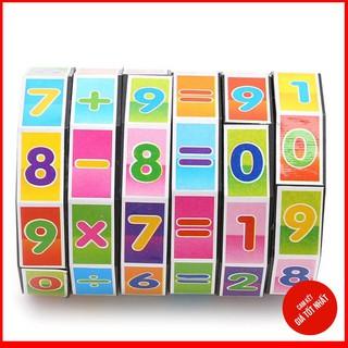 [HOT] Rubik biến thể học toán 6 tầng