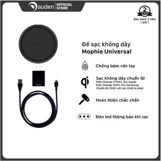 [Mã 208ELSALE hoàn 7% đơn 300K] Đế sạc không dây Mophie Universal - Sạc không dây đa nền tảng thumbnail
