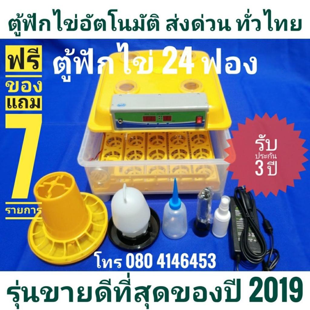 pet supplies ตู้ฟักไข่อัตโนมัติ 24 ฟอง พร้อมคู่มือ รับประกัน1ปีet supplies ตู้ฟักไข่อัตโนมัติ 24 ฟอง พร้อมคู่มือ รับประก