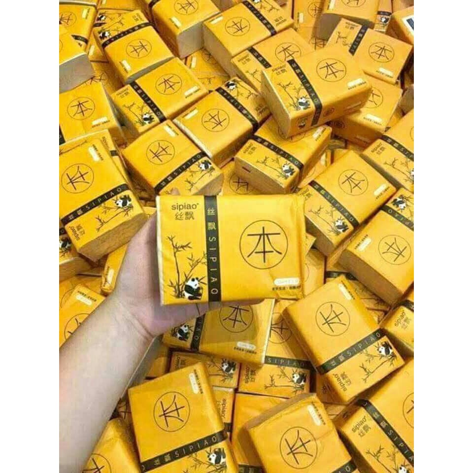 1 Thùng giấy ăn than tre hàng nội đại Trung Quốc (1 thùng 27 gói, mỗi gói 300 tờ) - 2747335 , 781507977 , 322_781507977 , 350000 , 1-Thung-giay-an-than-tre-hang-noi-dai-Trung-Quoc-1-thung-27-goi-moi-goi-300-to-322_781507977 , shopee.vn , 1 Thùng giấy ăn than tre hàng nội đại Trung Quốc (1 thùng 27 gói, mỗi gói 300 tờ)