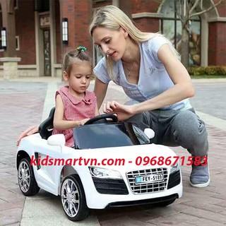 Ô tô điện trẻ em Audi 5189